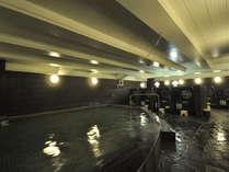 【男性大浴場】観光のお客様もビジネスのお客様も「ほっ」とする大浴場完備!