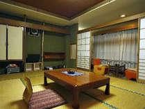 *リーズナブル和室(バス・トイレ無)一例、古き良き昭和の雰囲気が満喫できます。