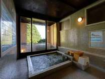 *海の見える貸切風呂/55分1組3,000円(税別)
