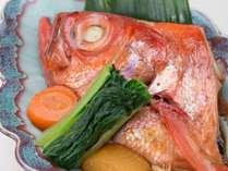*煮魚プラン/煮物を季節のお魚の切り身でご用意いたします