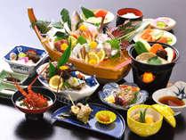 *煮魚プラン/伊勢海老のお造り&煮魚付