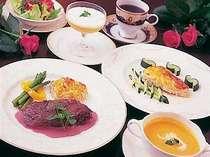 ■富士山■仏家庭コース料理を楽しむ2食付プラン