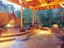 檜木の湯(露天風呂)