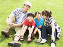 ≪ファミリー限定特典付≫遊べる設備いっぱい♪宮崎の家族旅行は当館へ!