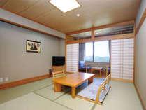 【【お部屋一例】7.5畳・10畳・21畳の3タイプの和室があります。