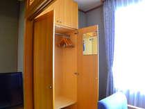 【お部屋・和室】クローゼットは容量たっぶり。