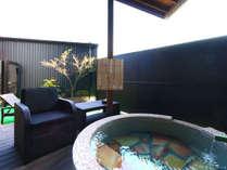 ◆翠金◆【キングベッド・和洋室】専用露天風呂
