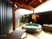 ◆羽衣◆【セミダブルツイン・和室】専用露天風呂