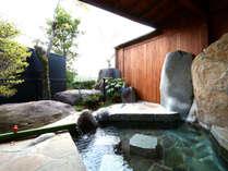 ◆蝶尾◆露天風呂付スィート80平米【セミダブルツイン・和洋室】専用露天風呂