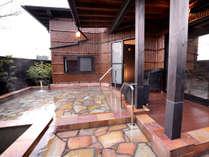 ◆中車◆【セミダブルツイン・和室】専用露天風呂