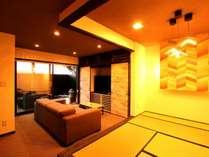 日本の美をイメージした客室でグランドオープン
