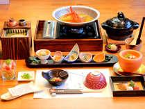 【朝食一例】味はもちろん、見た目にも美しく、器にもこだわったご朝食をご用意致します。