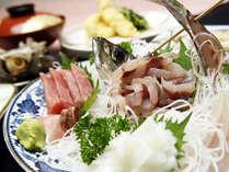 ◆海の恵み~定置網でとれる美味鮮魚~【一人旅OK】