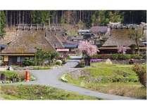 日本の原風景が色濃く残る町、京都・美山町