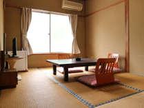 *和室6畳/どこか懐かしい感じがする畳のお部屋