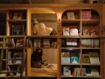 BOOK SHELF AREA