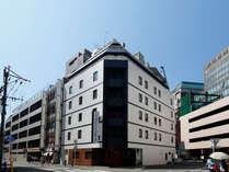 ・ハカタビジネスホテル外観