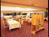北アルフ°スの一望できる10階展望レストラン キャラ