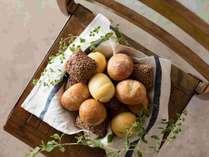 ◇1/18~2/29の期間限定◇ 朝食を予約されるとスタイルブレッドのパンがお召し上がりになれます。