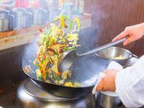 【和洋中バイキング】本格中国料理も味わえます!
