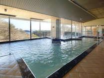 男子大浴場「判官の湯」