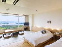 イーストウィング海側 和洋室(5-7F)【禁煙】