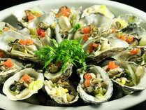【和洋中バイキング】牡蠣料理イメージ