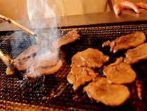 【和風海鮮バイキング】仙台名物・牛タン焼きも人気です!