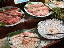 【和風海鮮バイキング】料理イメージ