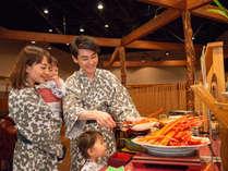 *【滞在イメージ】「磯魚」 人気のずわい蟹も食べ放題!