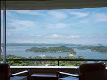 *【海側客室】ずっと見ていられる松島の風景を一人占め