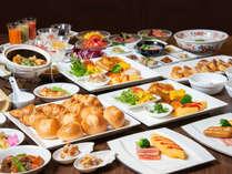 *【朝食バイキング】和・洋・中 朝に食べたくなる料理をご用意しました