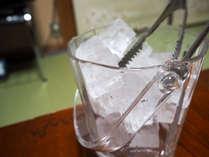 飲み物持ち込みOK◎◎◎ご夕食時は氷をサービス致しますので、お申し付けください。