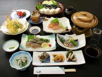 岡山の代表魚・サワラコース♪