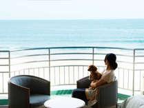視界いっぱいに広がる白い砂浜、青い海!海まで0分の海一望の客室で心行くまで・・《スタンダードプラン》