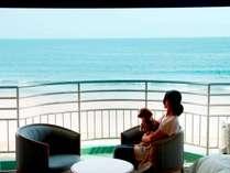 ≪スタンダード≫ワンちゃんとずっと一緒!南房総の地のもの潮彩コース&海まで0分の海一望客室