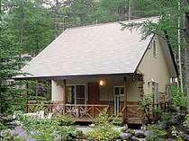 直前割!お二人か家族で森の貸別荘に泊まる連泊割引ファミリープラン