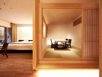 2012年7月オープン♪スイートルーム はなれ「松島閣」格子の間のイメージ♪