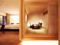 *2012年7月オープン♪スイートルーム はなれ「松島閣」格子の間のイメージ♪