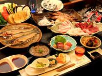 【天ヶ瀬名物鮎を食す】大人気囲炉裏スタンダードプランに天ヶ瀬名物の鮎をおひとり様一つ付けちゃいます♪