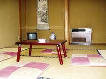 和室8畳です、ごゆっくりおくつろぎ下さい。