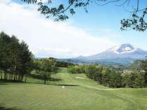 【ゴルフパック】南部富士CCで思いっきりプレー♪☆ランチ券付きでお得☆~宿泊日翌日ラウンド用~