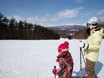 【リフト 1日券付】スキー&スノボ☆パウダー満喫プラン~パノラマ&下倉スキー場まで約20分♪~2食付