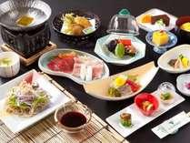 【冬のおもてなし御膳】杜仲茶ポークと八幡平産の夏野菜を堪能♪