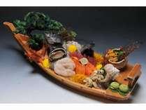 海鮮舟盛り(イメージ)