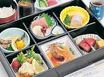 【24Hステイ・12時インアウト!前沢牛&特典付♪プラン】の昼食の一例