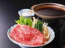 【前沢牛すき焼】美しい霜降りと、とろける食感がタ・マ・リ・ません♪