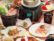 【お気軽♪温泉満喫&お料理宿泊プラン】旬の食材を満喫してくださいっ