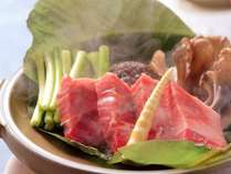 瑞泉郷名物の前沢牛の朴葉焼き!※写真はイメージです。