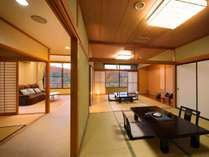 【幹事様必見】7名様以上で特別室へ客室アップグレード&ご夕食は前沢牛メインの会席料理を個室確約!